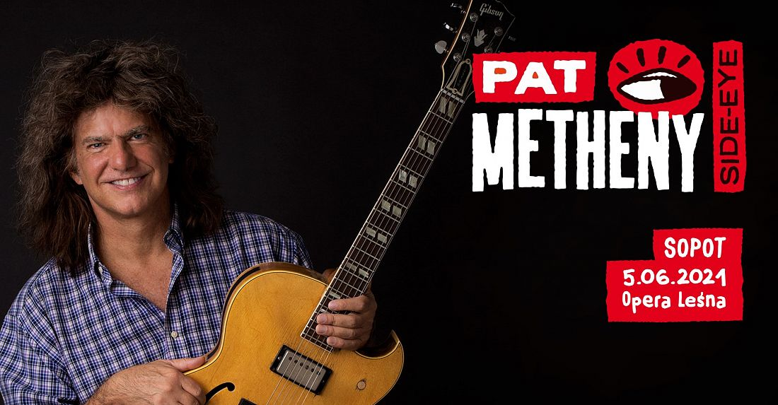 PAT METHENY W SOPOCIE, SIDE EYE